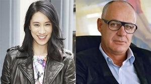 Eva Chen and Vittorio Radice   Source: Courtesy