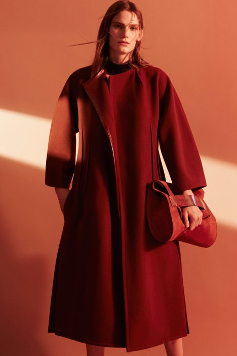 Narciso Rodriguez's Take on Couture Shapes