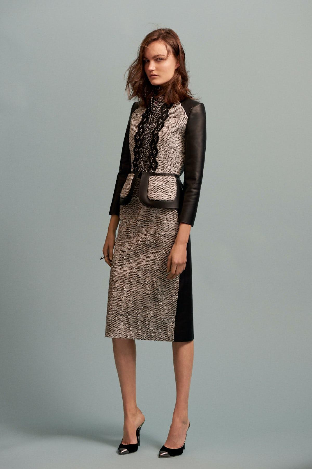 Defining Daywear at Oscar de la Renta