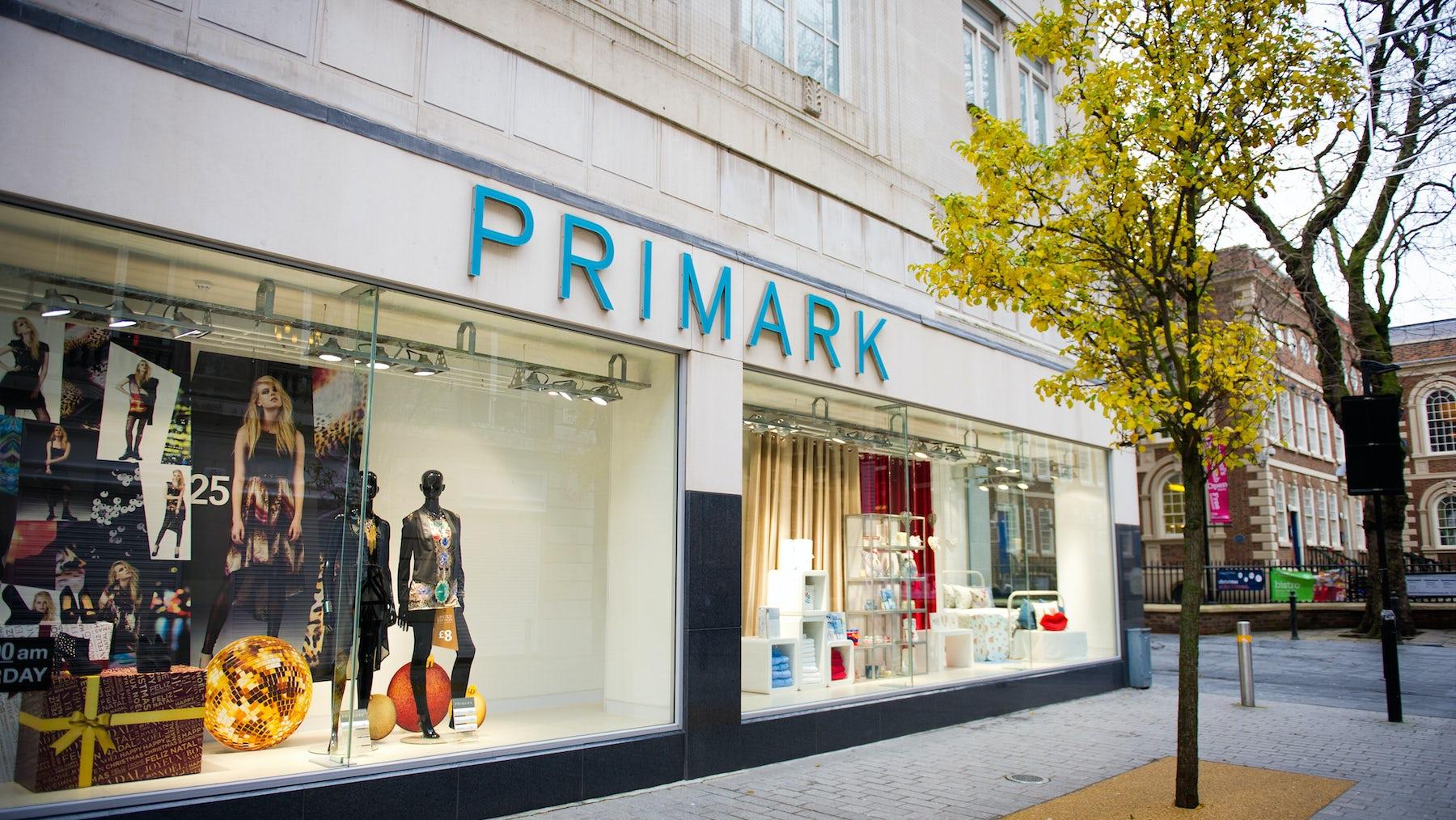 Primark | Source: Shutterstock