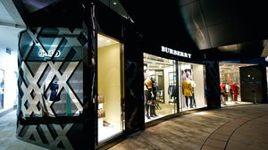 Burberry store, Shanghai   Source: Flickr