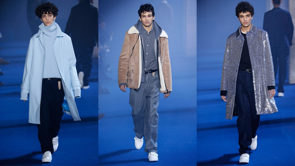 Ami Autumn/Winter 2016 | Source: InDigital.tv  View Collection