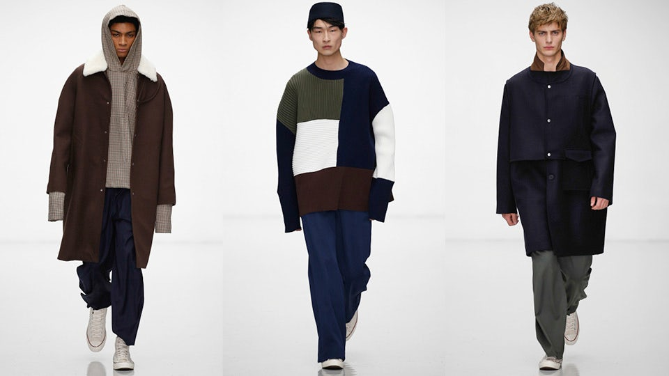 Agi & Sam Autumn/Winter 2016 | Source: InDigital.tv View Collection