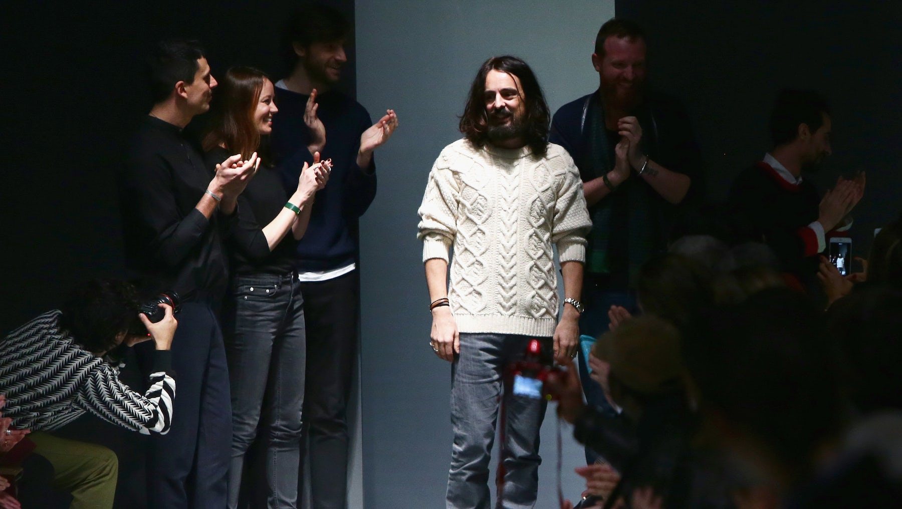 Alessandro Michele | Source: Getty
