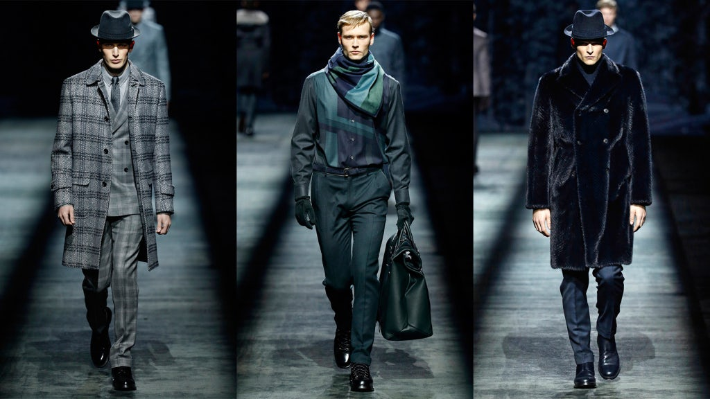 Brioni Autumn/Winter 2016 | Source: InDigital.tv
