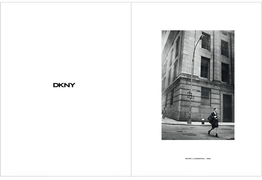 DKNY 1994 campaign | Photo: Peter Lindbergh for DKNY