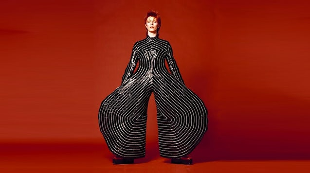 David Bowie | Photo: Masayoshi Sukita, Courtesy of V&A