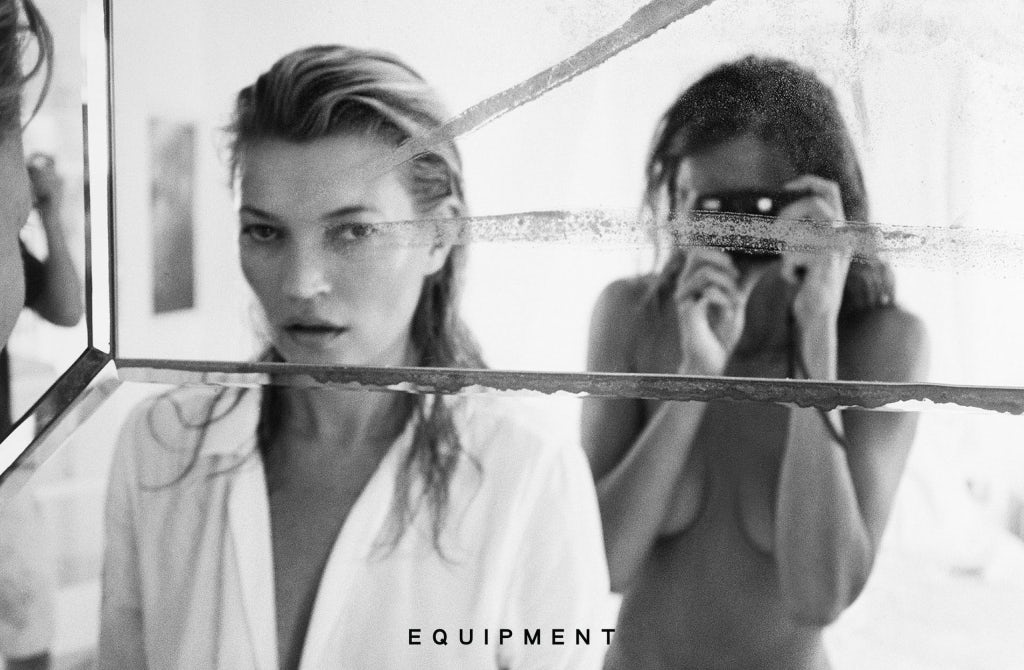 Equipment Spring/Summer 2016 Campaign | Source: Courtesy
