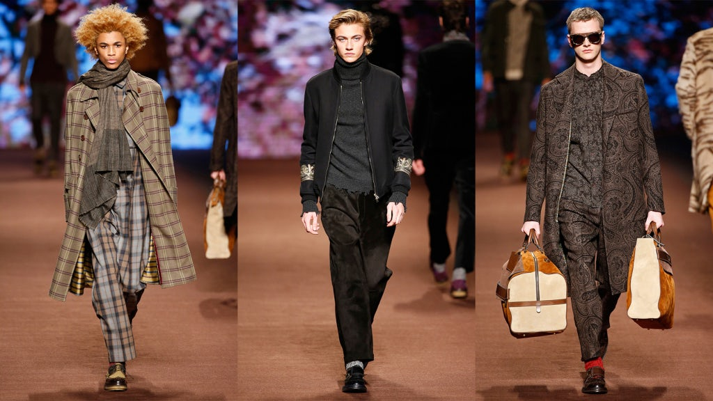 Etro Autumn/Winter 2016 | Source: InDigital.tv