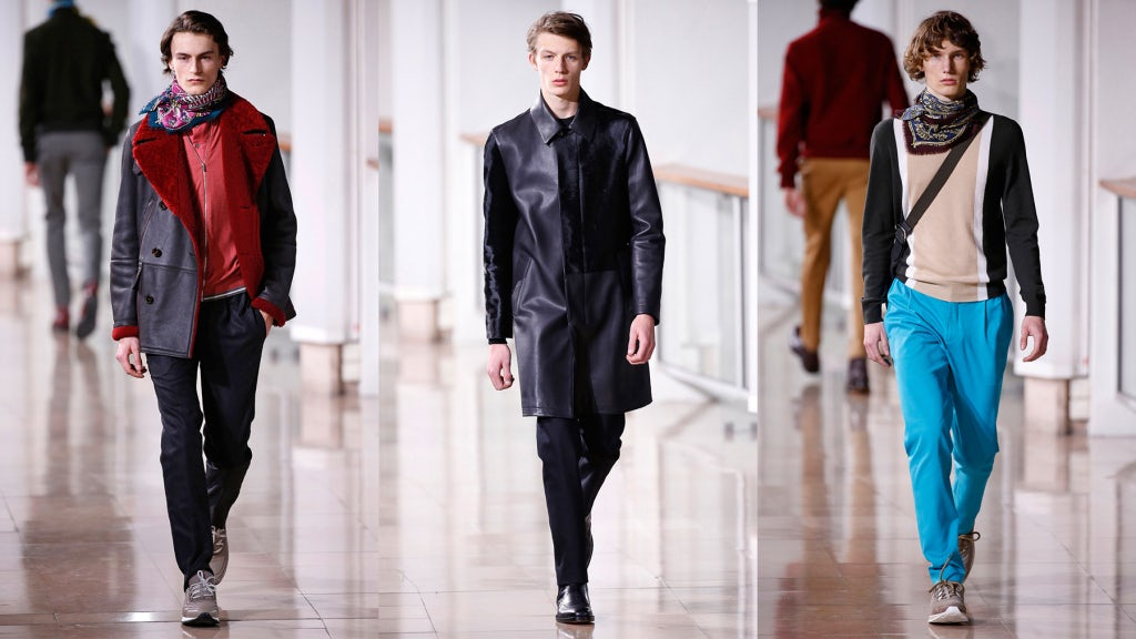 Hermes Autumn/Winter 2016 | Source: InDigital.tv View Collection