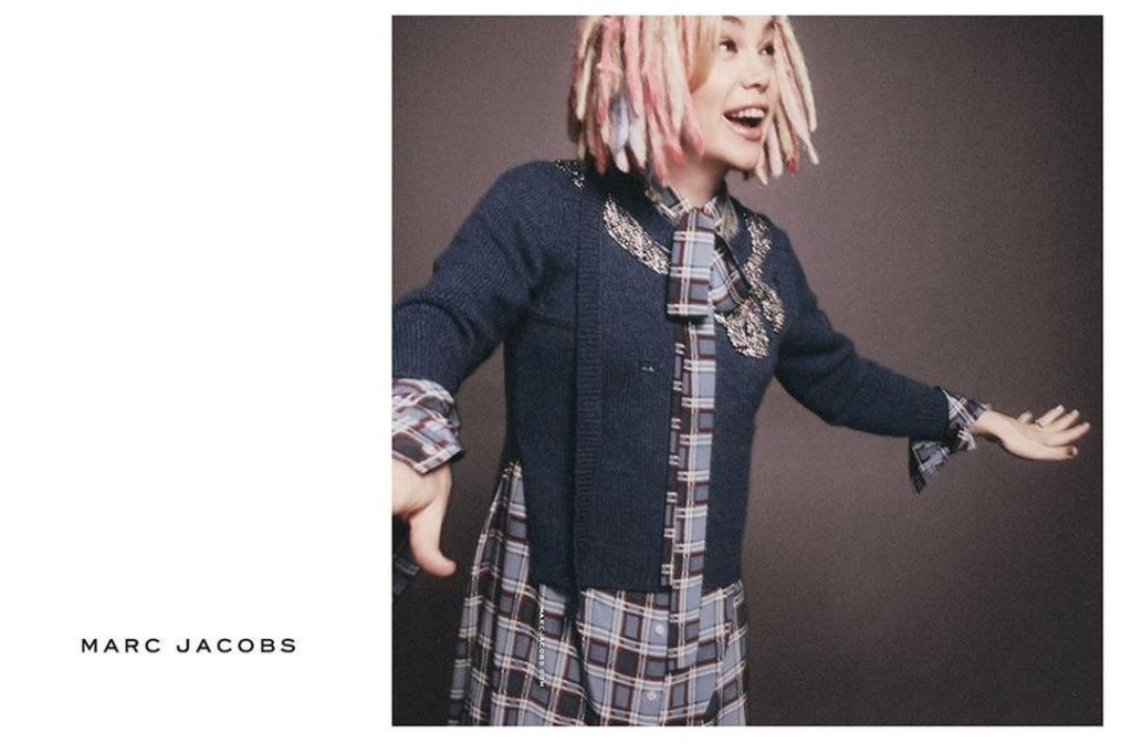 Marc Jacobs Spring/Summer 2016 Campaign   Source: Courtesy