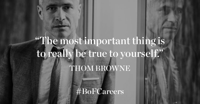 This Week on BoF Careers: AllSaints, Thom Sweeney