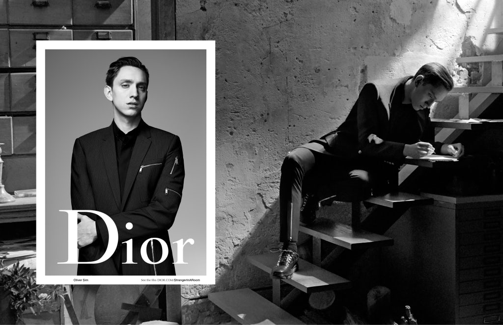 Dior Homme Spring/Summer 2016 | Source: InDigital.tv