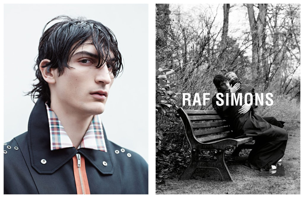 Raf Simons Spring/Summer 2016 Campaign | Source: Courtesy