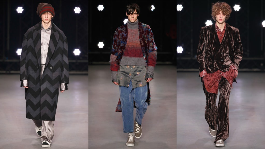 Topman Design Autumn/Winter 2016 | Source: InDigital.tv View Collection