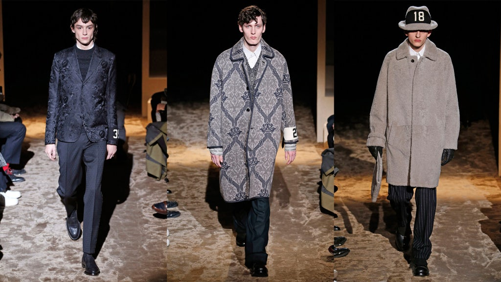 Ermenegildo Zegna Couture Autumn/Winter 2016 | Source: InDigital.tv