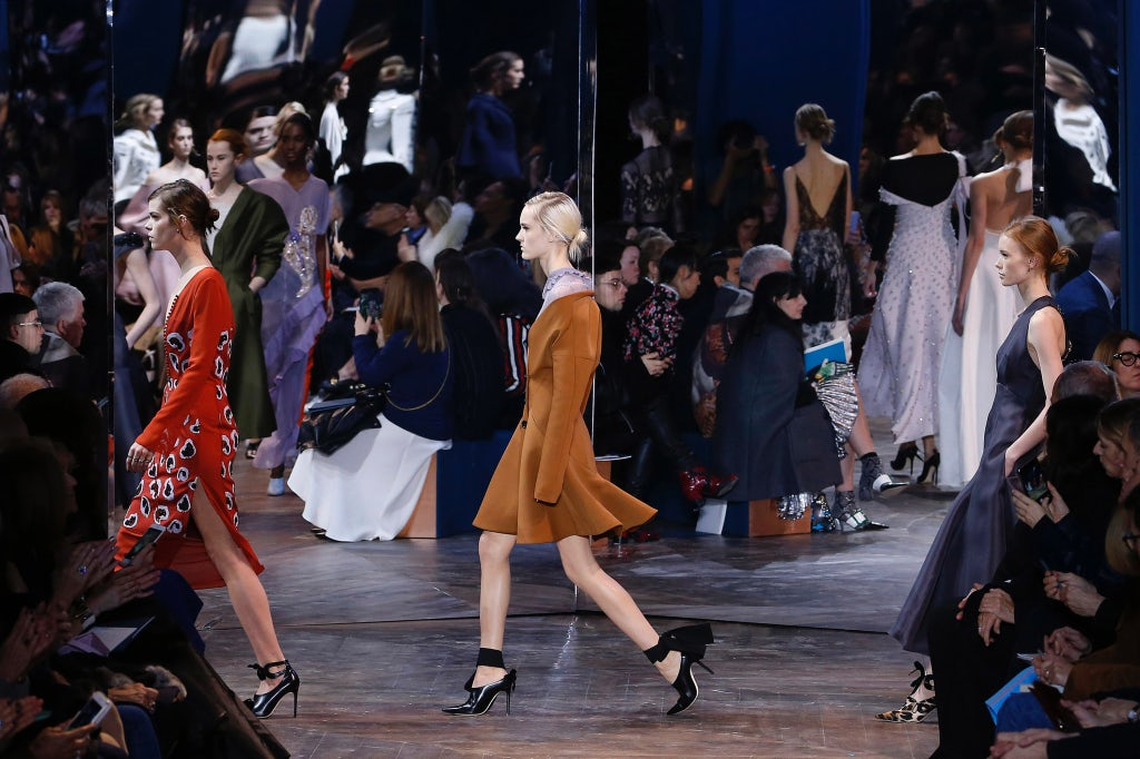Christian Dior Haute Couture Spring/Summer 2016 | Source: InDigital.tv