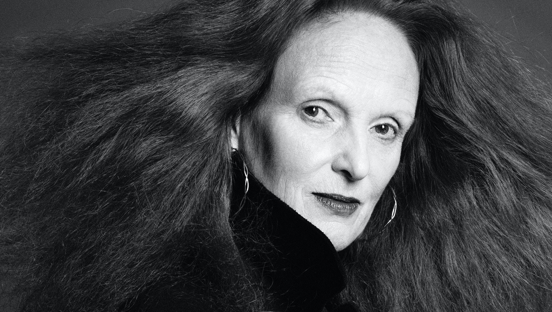 Grace Coddington | Photo: David Sims, Courtesy