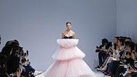 Giambattista Valli Haute Couture Spring/Summer 2016 | Source: InDigital.tv