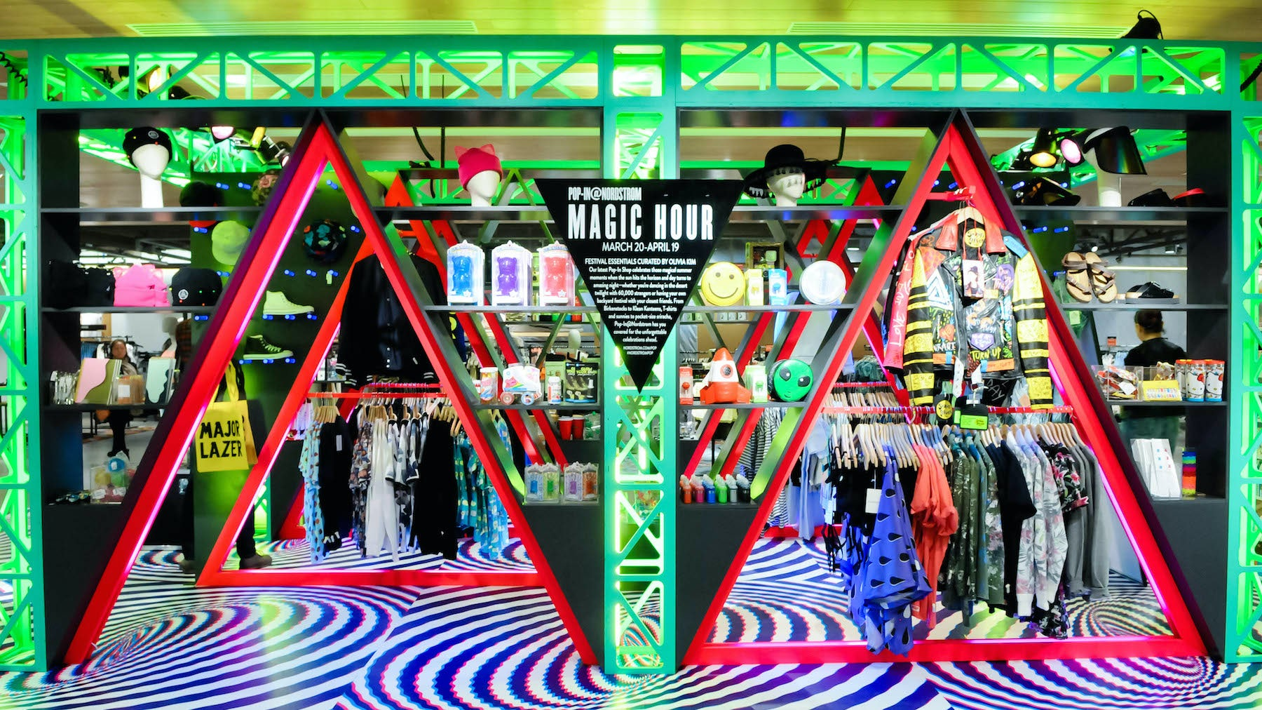 A Nordstrom 'Pop-In' pop-up store | Source: Courtesy
