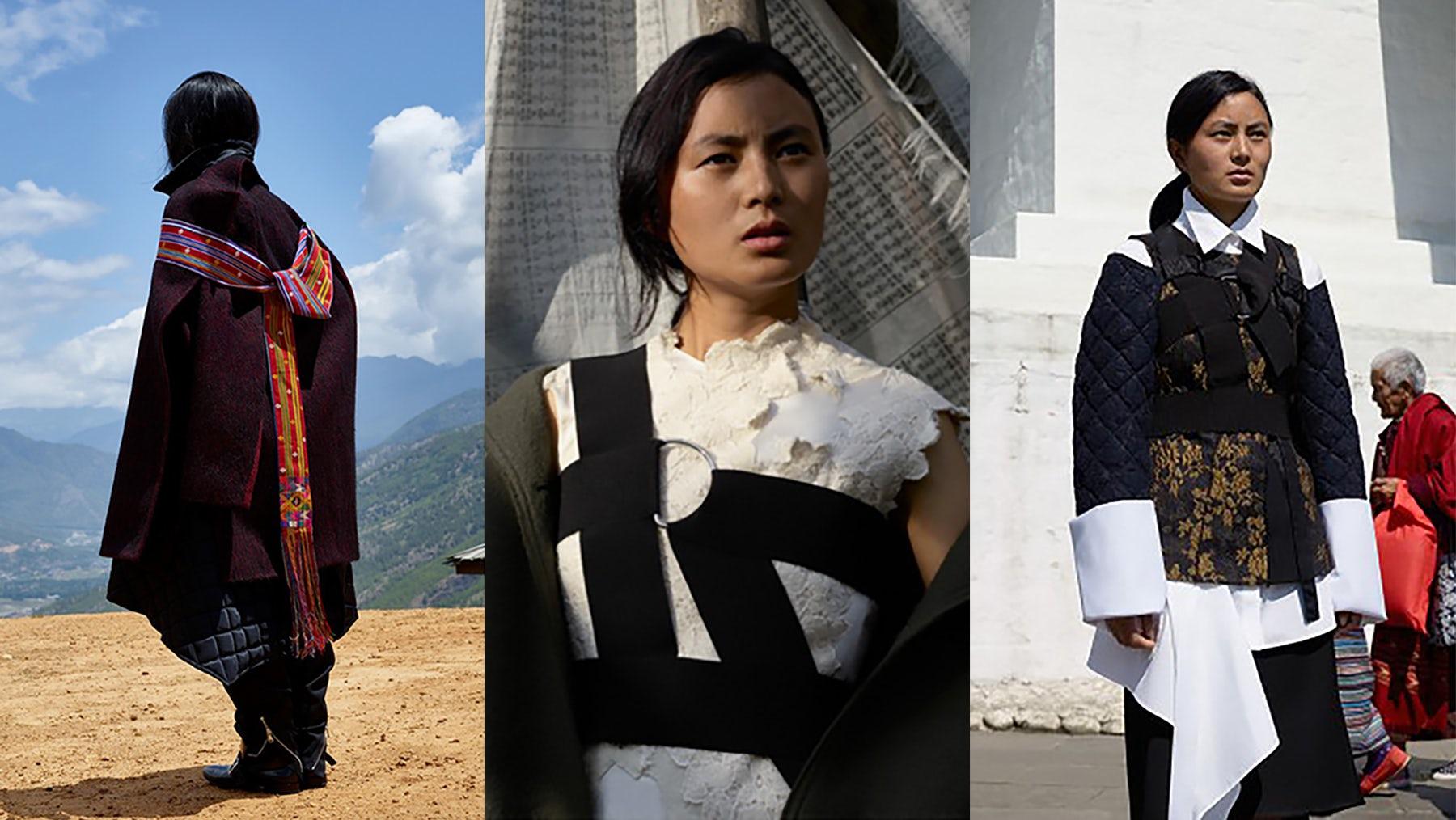3.1 Phillip Lim Autumn/Winter 2015 campaign | Source: 3.1 Phillip Lim