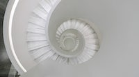 The sprial staircase at Barneys New York's new location in New York's Chelsea neighbourhood | Source: Courtesy