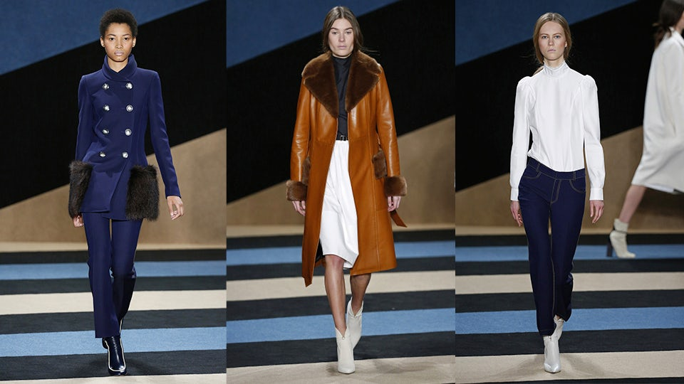 Derek Lam Autumn/Winter 2016 | Source: InDigital.tv