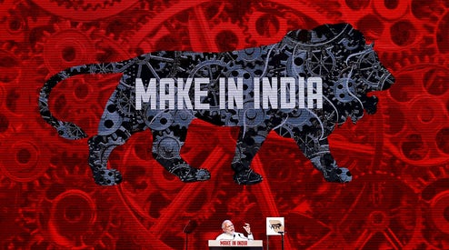 India, the Fashion World's Next Manufacturing Powerhouse