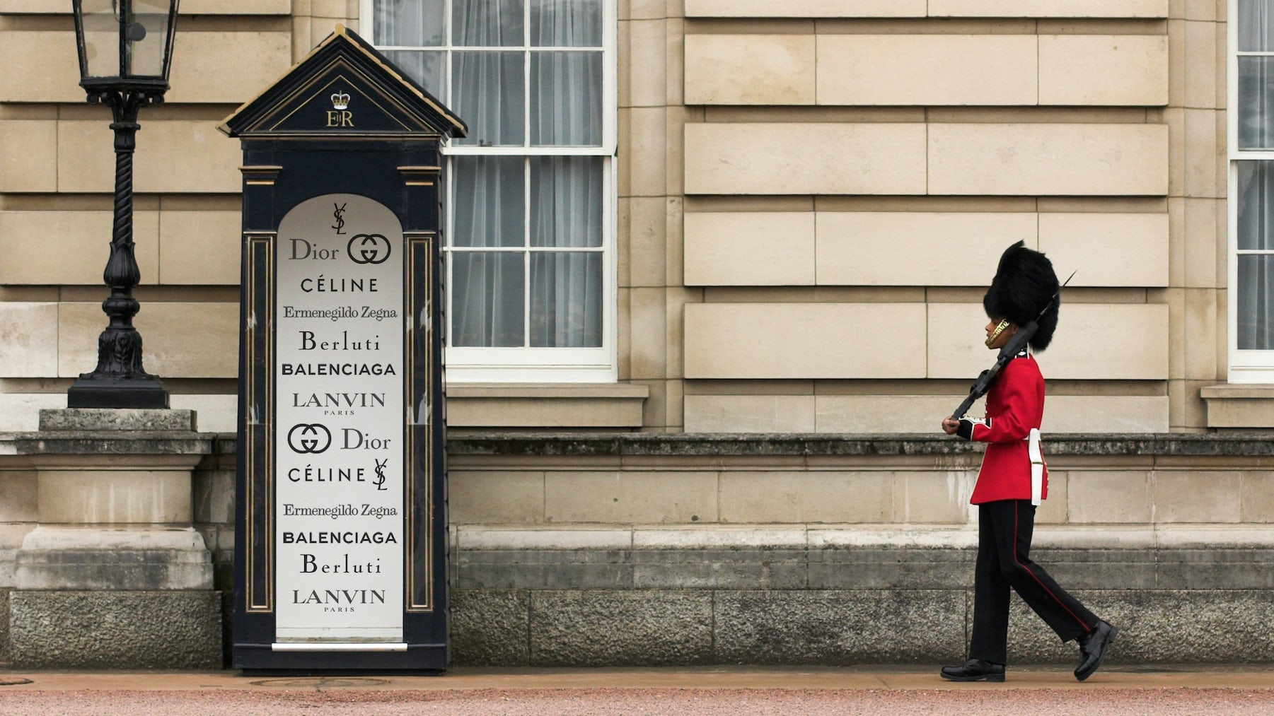 The changing of the guard | Image: BoF/Shutterstock