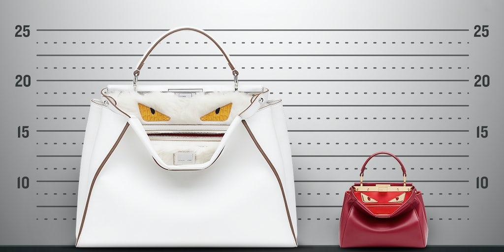 bfad3c2b81c Super Shrink Me: The Rise of the Mini Handbag   Intelligence   BoF