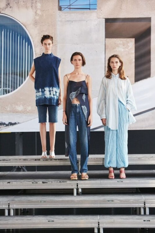 A denim look from Rachel Comey Spring/Summer 2016 lookbook | Source: Courtesy