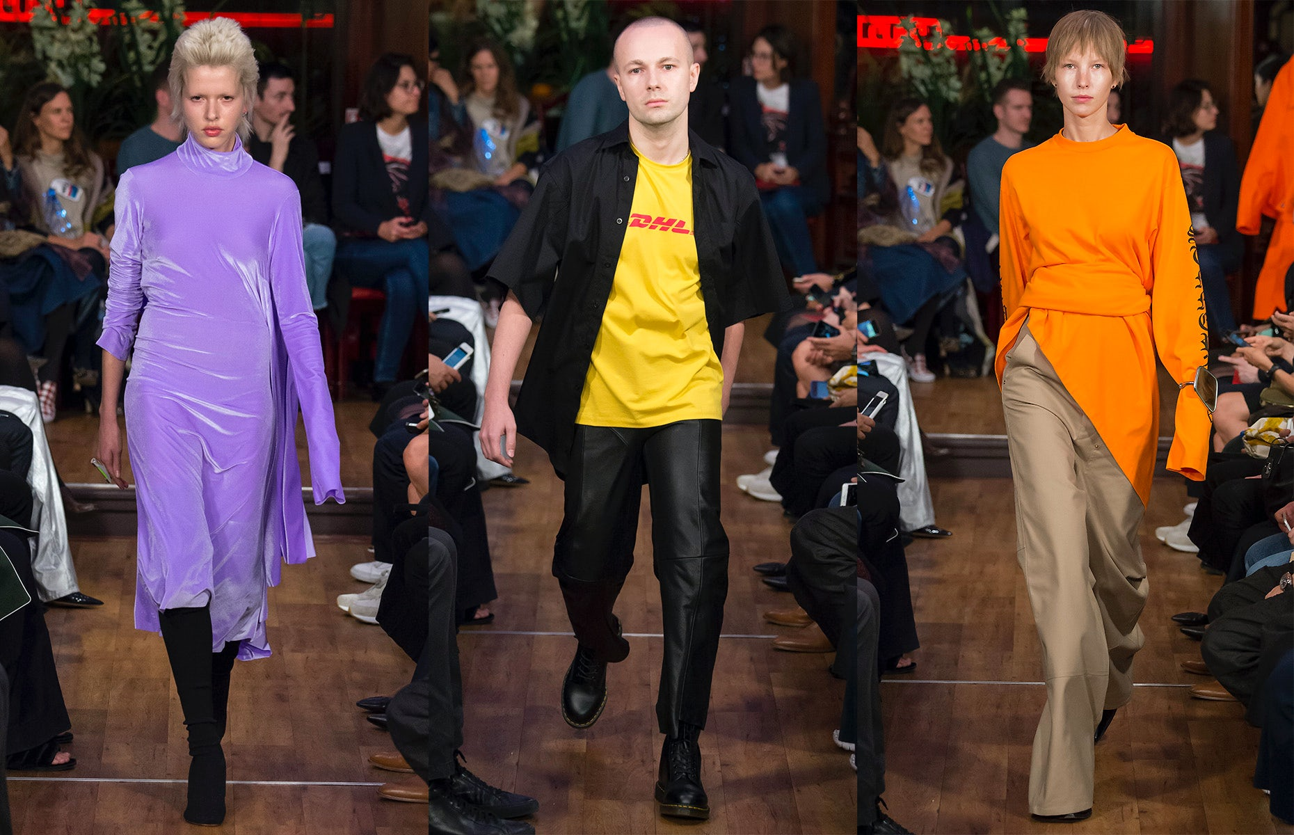 Vetements Spring/Summer 2016 | Source: Indigital