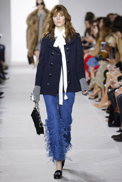 Michael Kors Autumn/Winter 2016 | Source: InDigital.tv