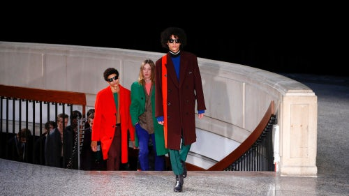 Paul Smith Autumn/Winter 2016 | Source: Indigital.tv