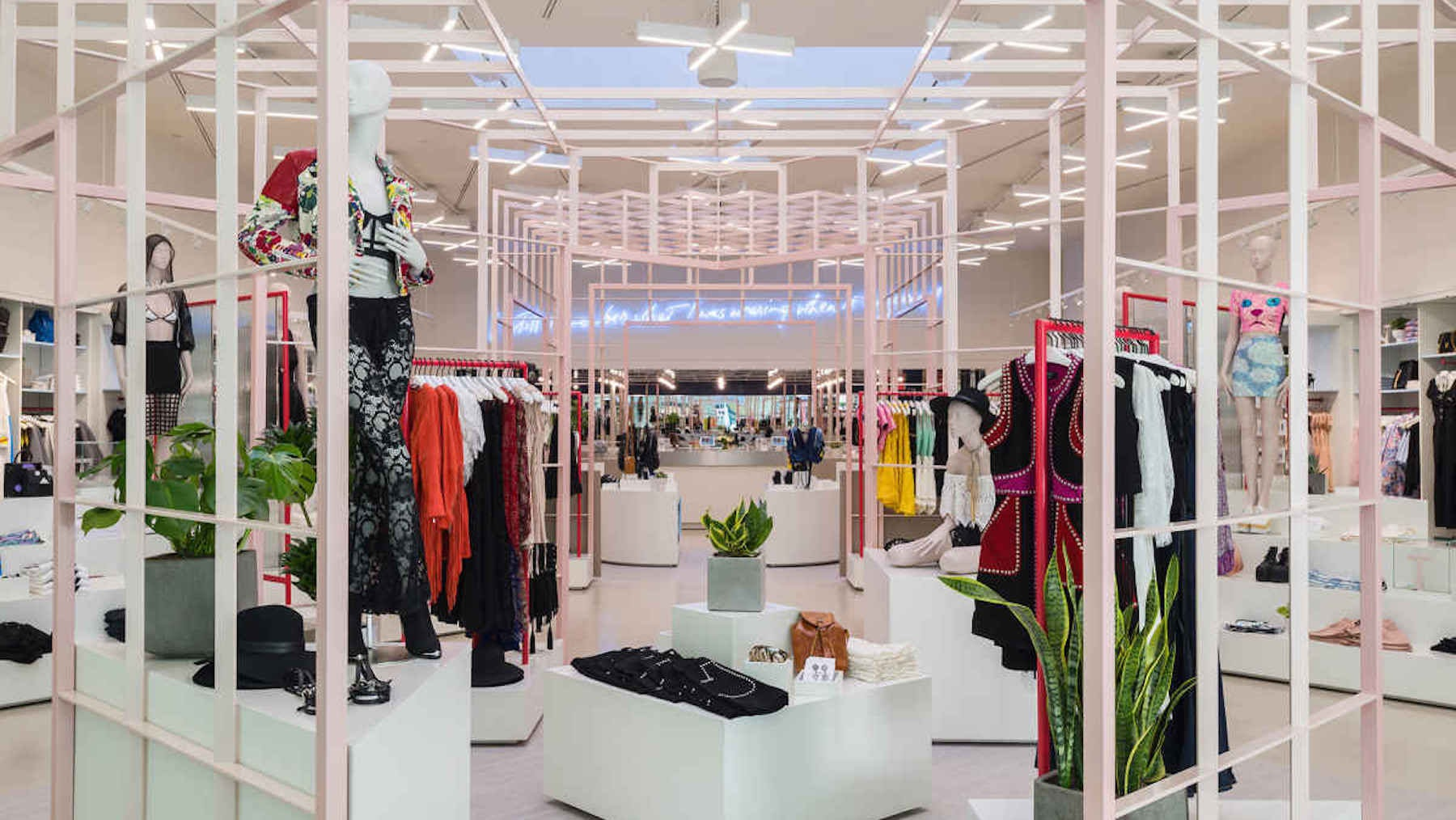 Nasty Gal store in Santa Monica | Source: Nasty Gal
