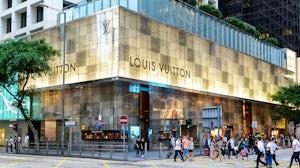 Louis Vuitton store in Hong Kong | Source: Shutterstock