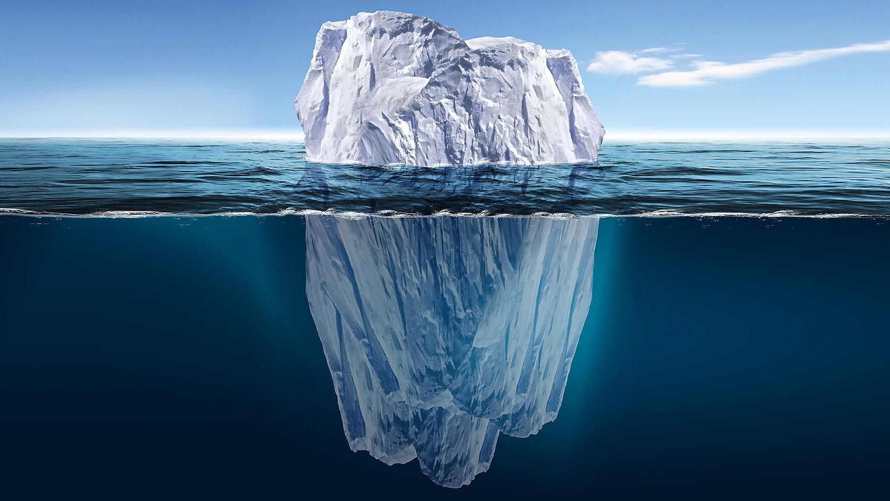 The Digital Iceberg