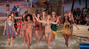 The finale to the Tommy Hilfiger Spring 2016 show | Source: Courtesy
