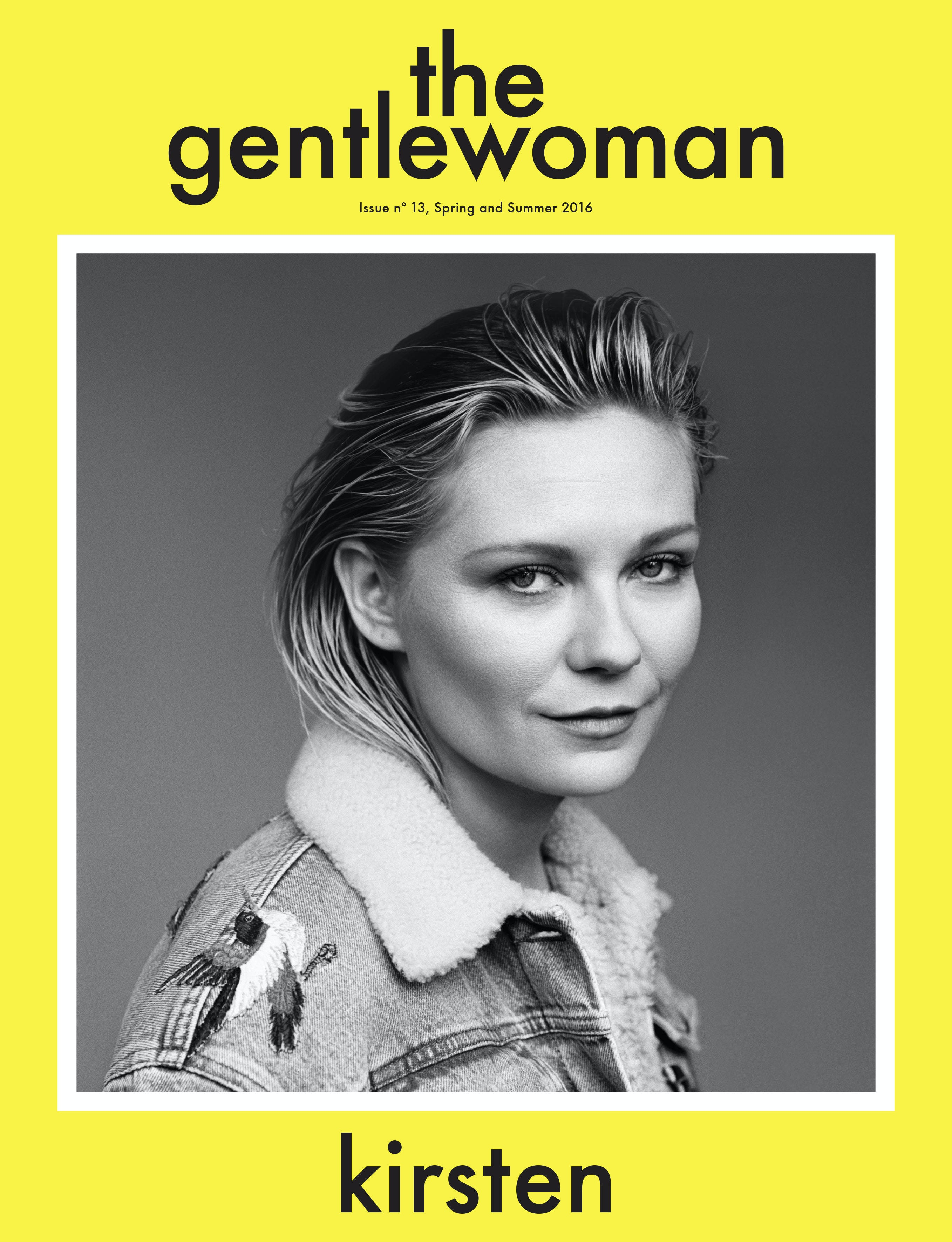 Spring/Summer 2016 issue of The Gentlewoman
