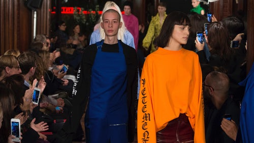 Vetements Spring/Summer 2016 | Source: Vetements