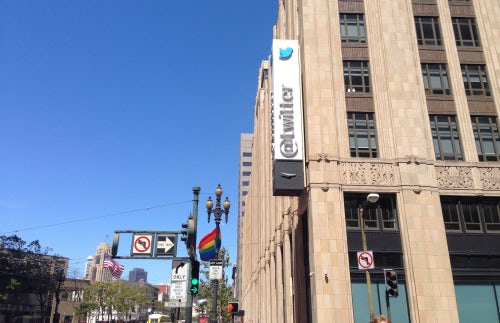 Twitter headquarters, San Francisco | Source: Matthew Keys/Flickr