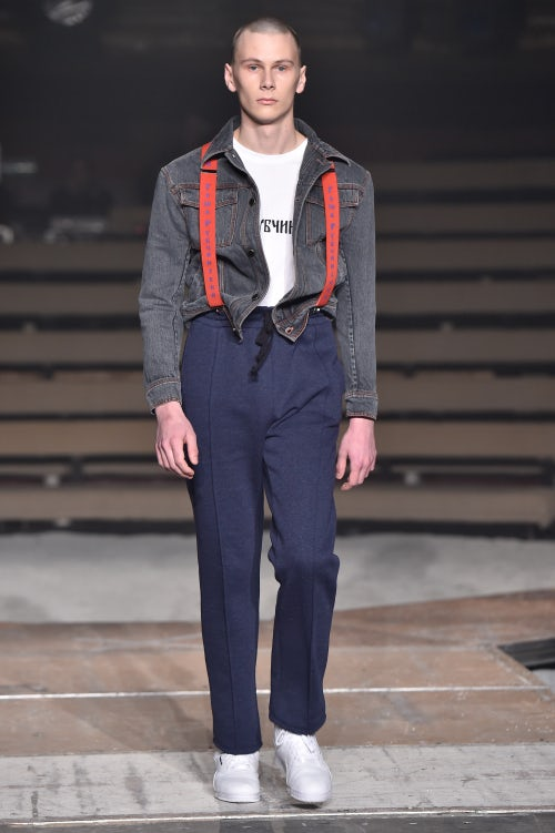 Gosha Rubchinskiy Autumn/Winter 2016 | Source: Courtesy