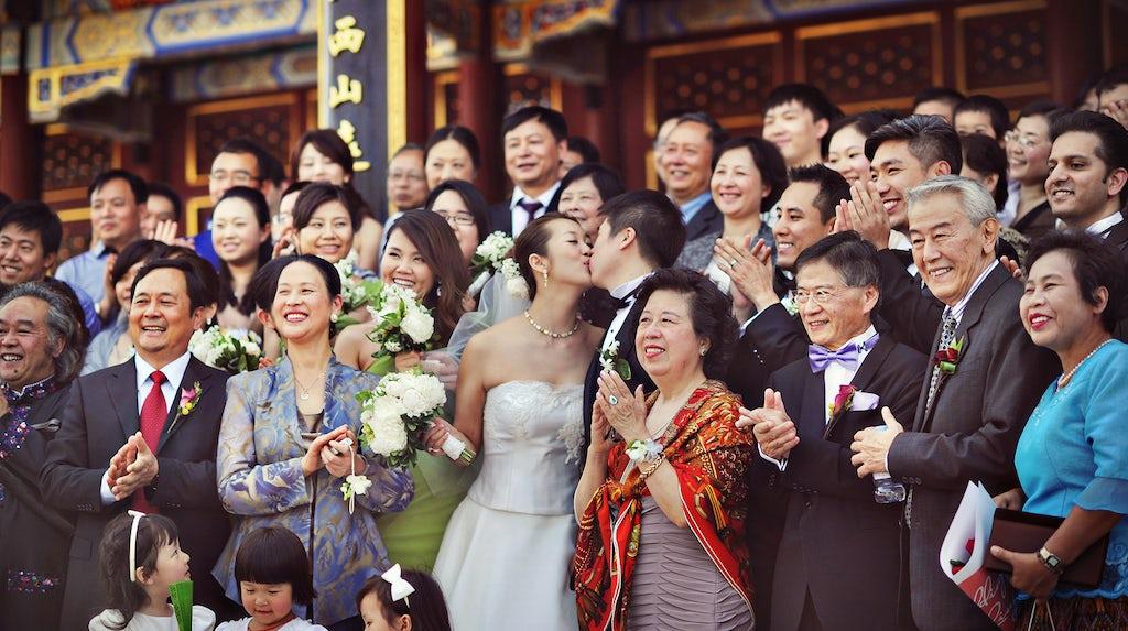 Tapping Chinas Colossal Bridal Market