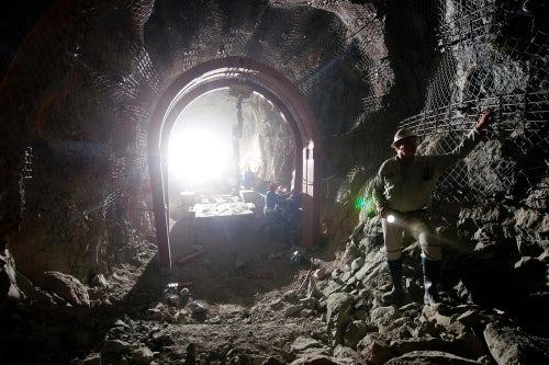 Petra Cullinan diamond mine | Source: Petra Diamonds