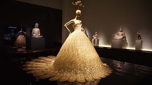 Guo Pei Haute Couture evening gown, Spring/Summer 2007 | Photo: Cheryl Zhao