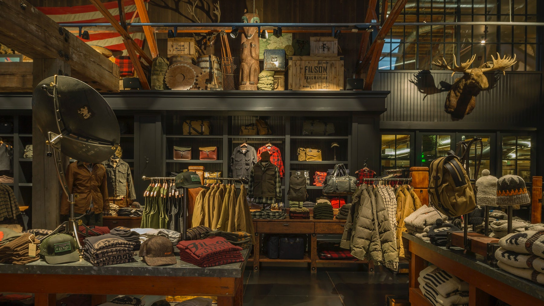 Filson's Seattle store | Source: Courtesy