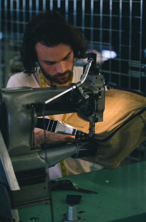 Filson factory | Source: Courtesy