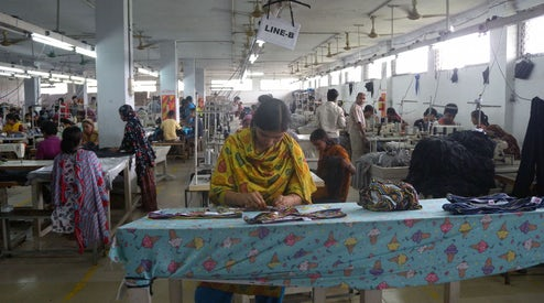 European Fashion Brands Agree on New Deal in Bangladesh