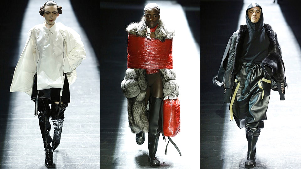 Hood By Air Autumn/Winter 2016 | Source: InDigital.tv