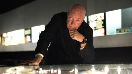 Jean-Claude Biver, president of LVMH watch division | Source: Courtesy
